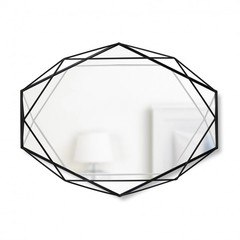 Umbra Spiegel Prisma Zwart