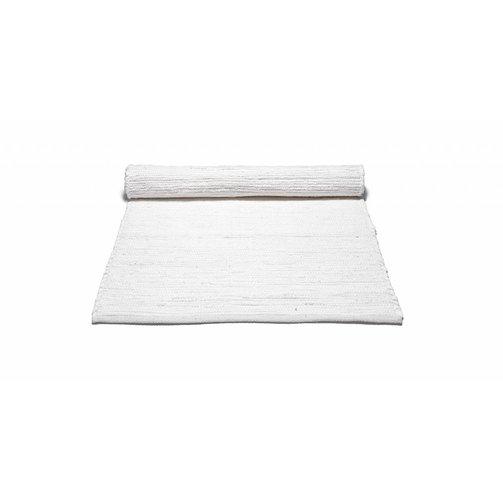 Vloerkleed wit 140 x 200cm