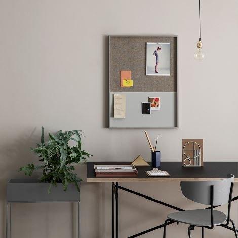 deze wel heel bijzondere metalen plantenbak van ferm. Black Bedroom Furniture Sets. Home Design Ideas