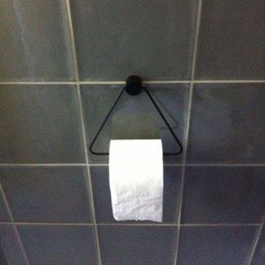 Toiletrolhouder