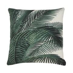HKliving Kussen Palm Bladeren