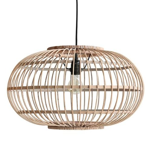 HKliving Hanglamp Bamboe