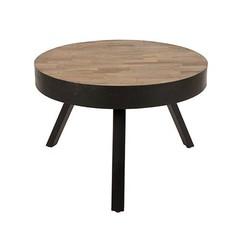 Studio 10 Bijzettafel hout metaal