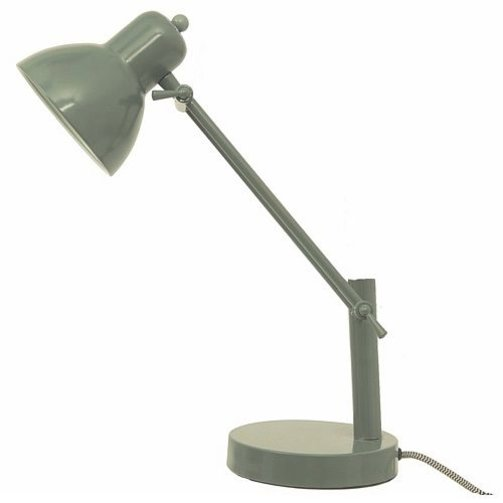 Leitmotiv Bureaulamp Oud Groen