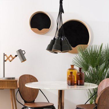 Hanglamp Pulpshades