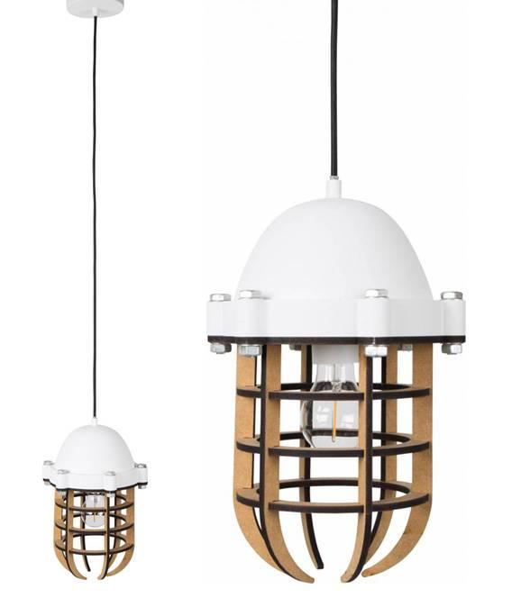 Navigator Hanglamp van het Nederlandse Zuiver