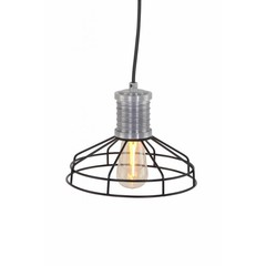 Anne Lighting Hanglamp Wire-O Zwart