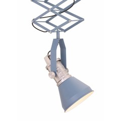Anne Lighting Hanglamp Brusk Blauw
