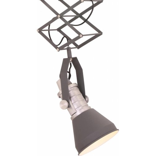 Anne Lighting Hanglamp Brusk Grijs