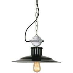 Anne Lighting Hanglamp Millstone Zwart