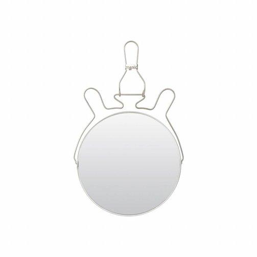 Meraki Spiegel met vergrootglas