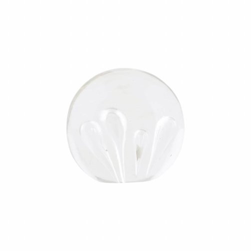Monograph Paperweight Glas