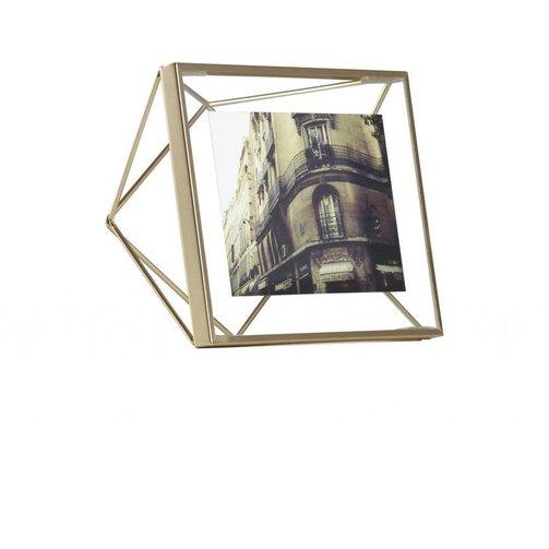 Umbra Fotolijst Prisma 15 x 15 Messing