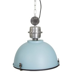 Steinhauer Hanglamp Bikkel Lichtblauw