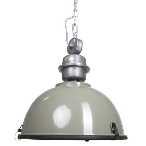 Steinhauer Hanglamp Bikkel Groen