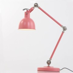 Studio 10 Bureaulamp Dominique Roze 75cm
