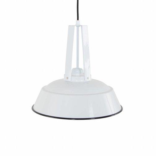 Studio 10 Hanglamp Luna Wit L