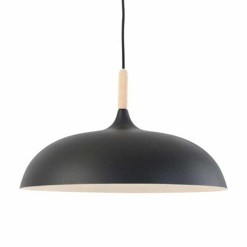 Studio 10 Hanglamp Nordic Wide Zwart
