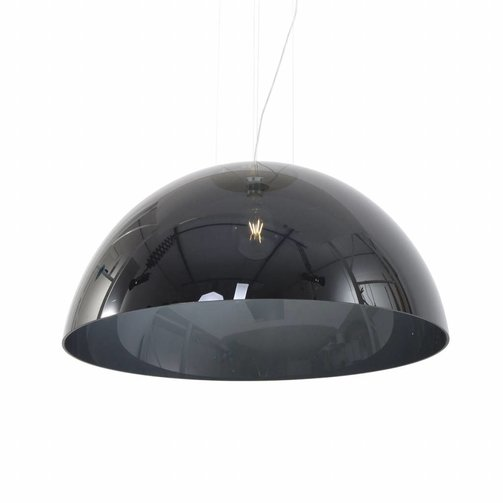 Steinhauer Hanglamp Dome XXL Zwart