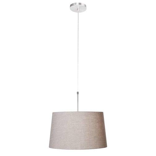 Steinhauer Hanglamp Gramineus Grijs Linnen