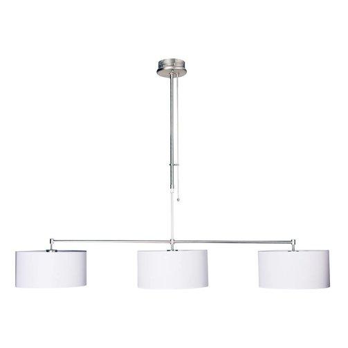 Steinhauer Hanglamp Stresa III Wit R