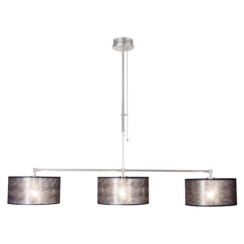 Steinhauer Hanglamp Stresa III Zwart RD