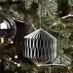 House Doctor Papieren ornament Set van 3