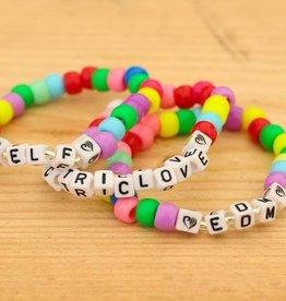 """Candy Bracelet """"electriclove"""""""