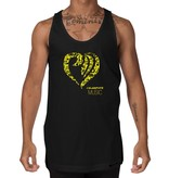 Tanktop celebrate music - Male