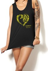 Tanktop celebrate music - Female
