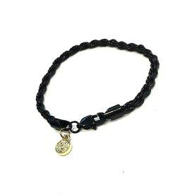 Bracelet - Chain black
