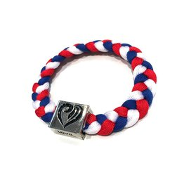 ELF Bracelet - blue/red/white