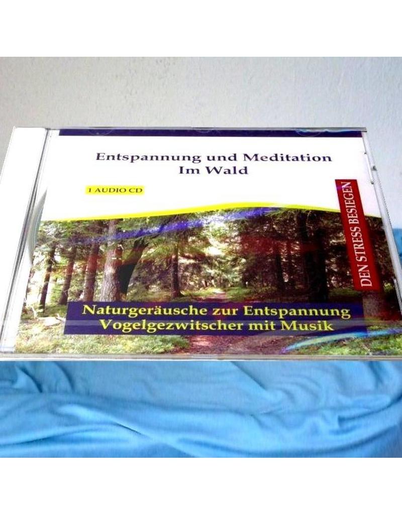 """""""Entspannung und Meditation - Im Wald, Naturgeräusche zur Entspannung"""""""