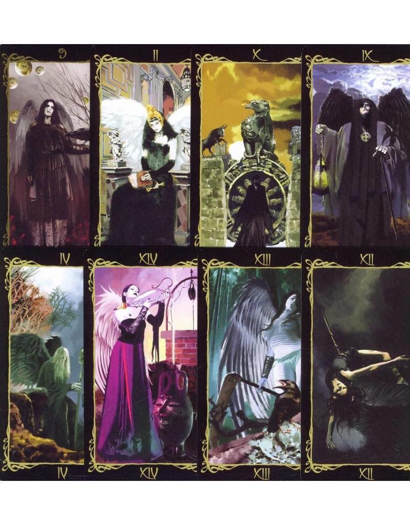 Weissagen Tarot der dunklen Engel
