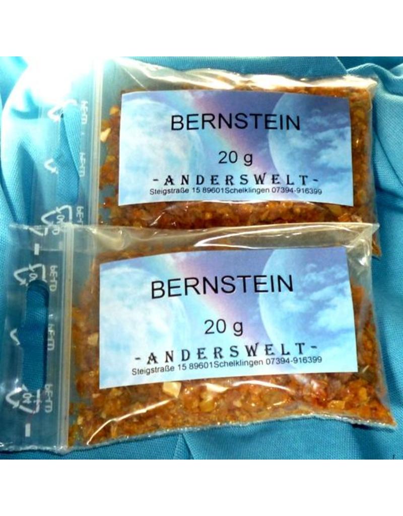 Räuchern Bernstein (Amber)