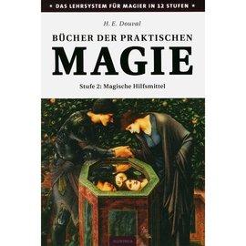 Magiebuch Bücher der prakt.Magie -Stufe 2, Hexenbuch