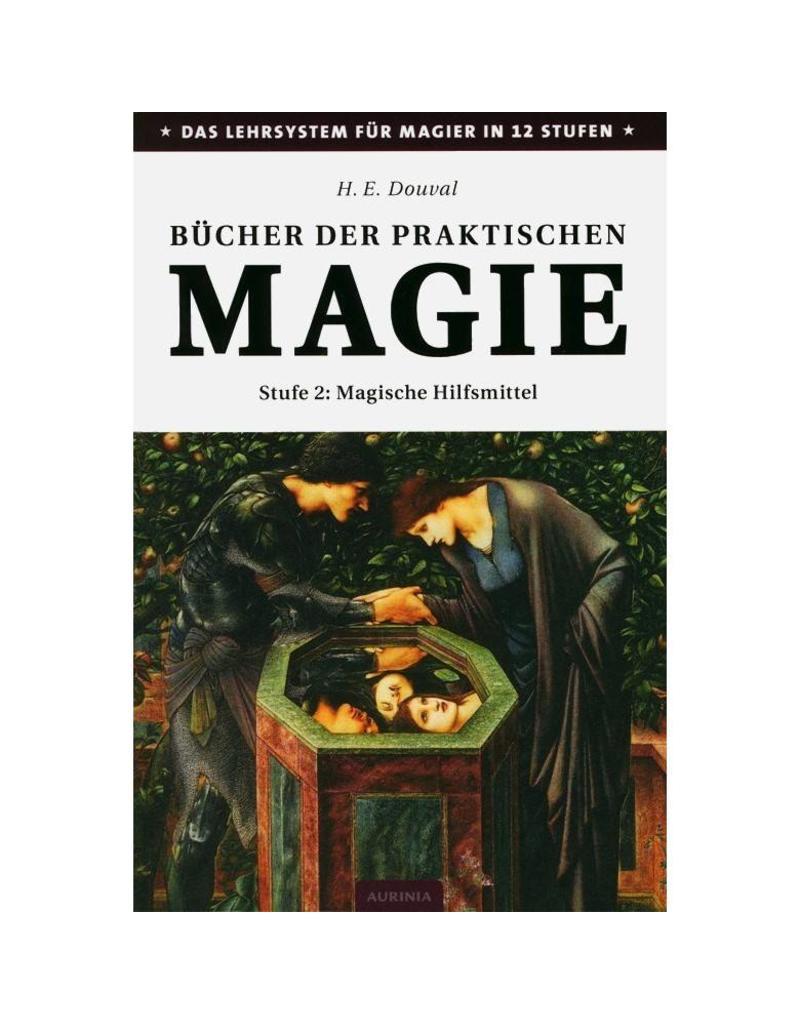 Magiebuch Bücher der praktischen Magie - Stufe 2