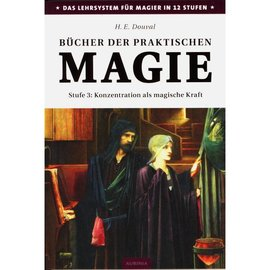Magiebuch Bücher der prakt.Magie -Stufe 3 Esoterik Buch