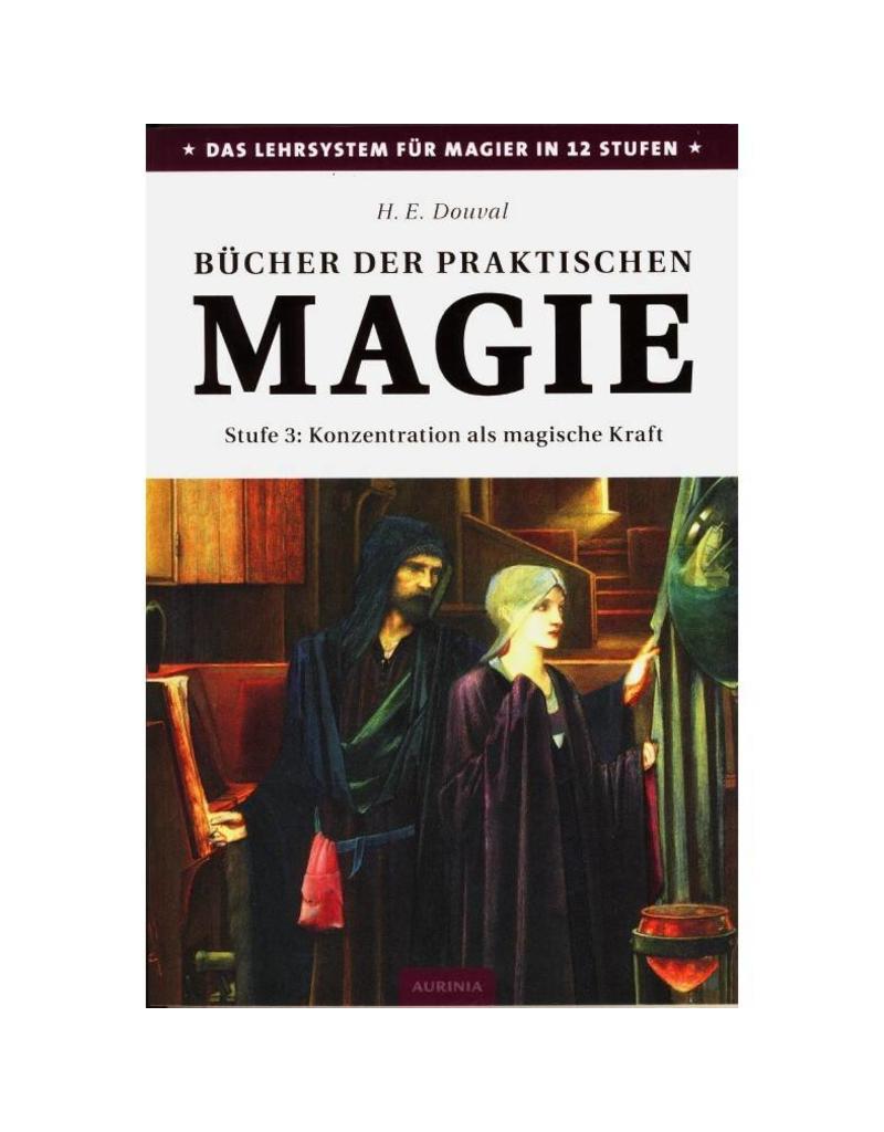 Magiebuch Bücher der praktischen Magie - Stufe 3