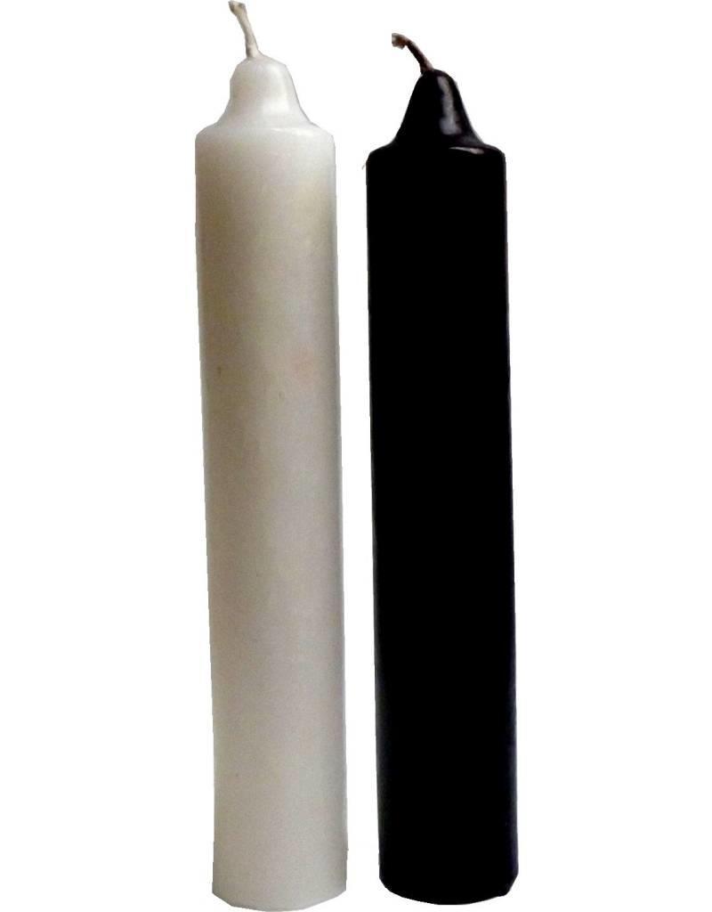 Durchgefärbt Jumbokerze, 4 cm Durchmesser