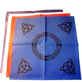 Keltisch Altartuch Triquetta ab