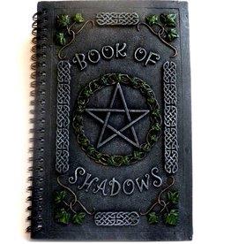 Pentagramme Buch der Schatten mit Pentagramm