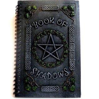 Pentagramme Buch der Schatten mit Pentagramm, klein