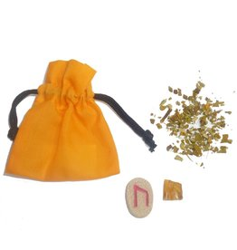 Ritualbedarf Mojo Bag mit Anleitung, Gesundheit