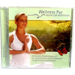 Spirituelles Wellness Pur, CD