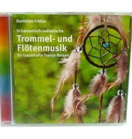 Spirituelles Trommel und Flötenmusik