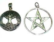 Pentagramm Anhänger und mehr