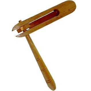 Instrument aus Holz