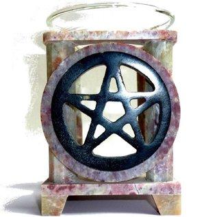 Pentagramme Duftlampe Pentagramm