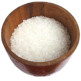 Totes Meer Salz